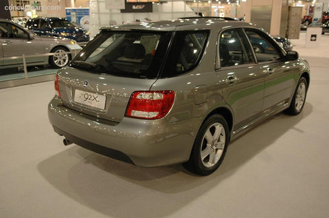 2006 Saab 9-2x Workshop Service Repair Manual