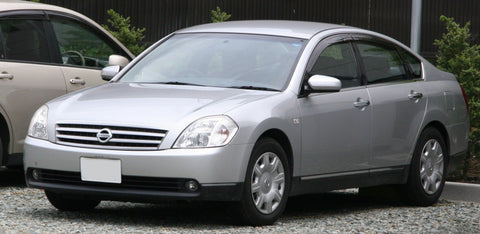 2006 Nissan Teana (Model J31 Series) Service Repair Workshop Manual DOWNLOAD