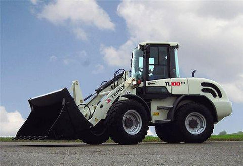 2006 Terex Wheel Loader TL100 Operating Manual Download