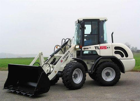 2006 Terex Wheel Loader TL120 Operating Manual Download