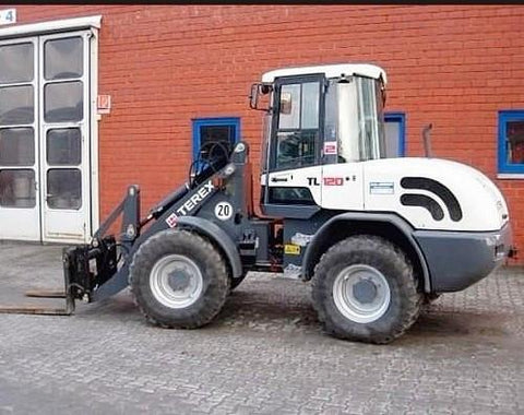 2006 Terex Wheel Loader TL160 Operating Manual Download