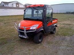 2007-2010 KUBOTA RTV1100 UTV REPAIR MANUAL