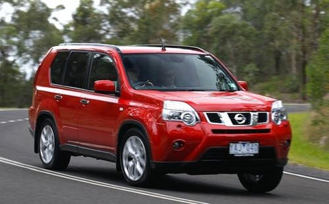 2007-2012 Nissan X-Trail (Model T31 Series) Workshop Repair Service Manual