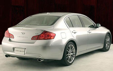 2007 Infiniti G35 Sedan Service Repair Manual INSTANT DOWNLOAD