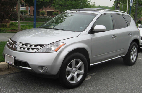 2007 Nissan Murano Z50 Series Factory Service Repair Manual INSTANT DOWNLOAD