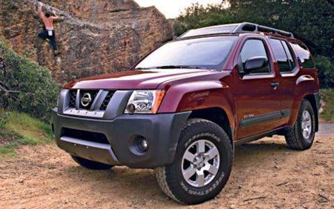 2007 Nissan Xterra N50 Series Factory Service Repair Manual INSTANT DOWNLOAD