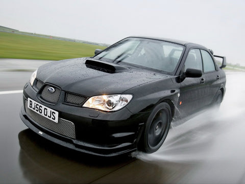 2007 SUBARU IMPREZA WRX STI SERVICE REPAIR MANUAL