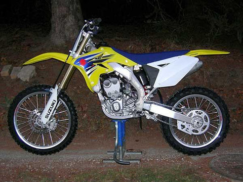 suzuki rm z250 2008 factory workshop manual