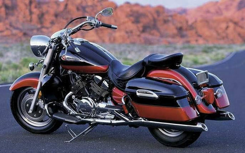 2007 Yamaha ROYAL STAR TOUR DELUXE / S / MIDNIGHT Motorcycle Service Manual