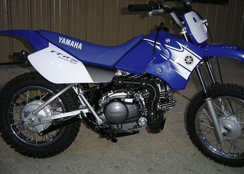 2007 Yamaha TTR90E Motorcycle Service Manual