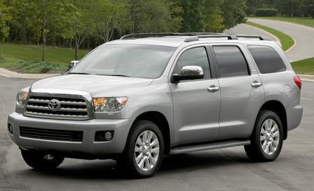 2008 Toyota Sequoia Workshop Service Repair Manual