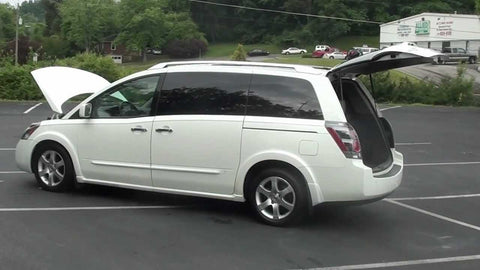 2008 Nissan Quest V42 Series Factory Service Repair Manual INSTANT DOWNLOAD