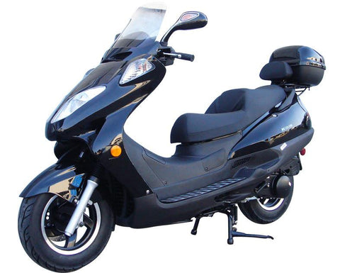2008 Tank Urban Classic 150cc 150 TK150T-15 Scooter Parts Manual