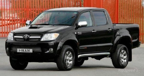 2008 Toyota Hilux Owners Manual