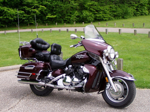 2008 Yamaha ROYAL STAR VENTURE / S / MIDNIGHT Combination Motorcycle Service Manual 1999~2009