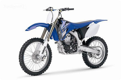 2008 Yamaha YZ250F(X) Service Repair Manual INSTANT DOWNLOAD