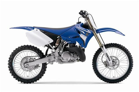 2008 Yamaha YZ250 Owner's Motorcycle Service Manual