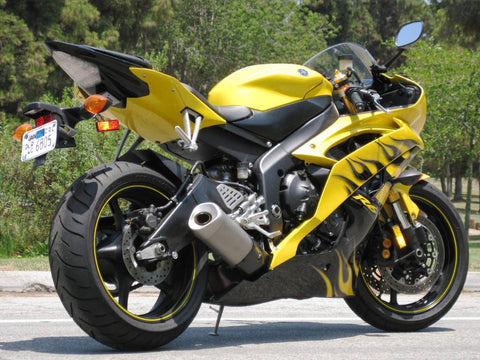 2008 Yamaha YZF-R6 Motorcycle Service Manual