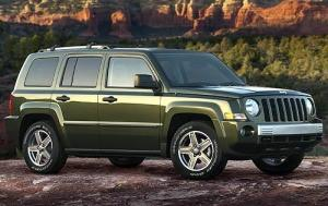 2008 Jeep Patriot Workshop Repair Service Manual