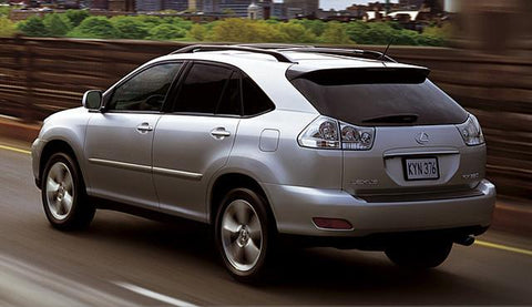 2008 Lexus Rx350 Workshop Service Repair Manual Software