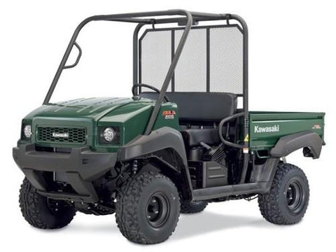 2009-2012 Kawasaki MULE 4010 Diesel Service Repair Manual INSTANT DOWNLOAD
