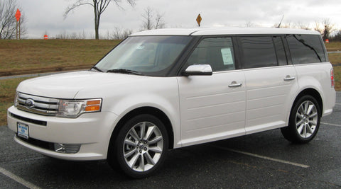 Ford Flex 2009 - 2012 OEM Workshop Service repair manual