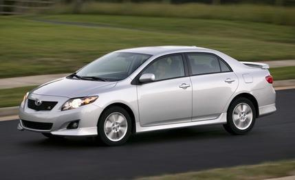 2009 to 2010 TOYOTA COROLLA SERVICE REPAIR MANUAL