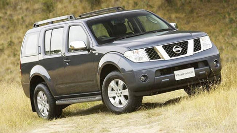 2009 Nissan Pathfinder R51 Series Factory Service Repair Manual INSTANT DOWNLOAD