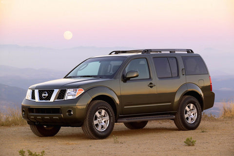 2009 Nissan Pathfinder Service Repair Workshop Manual DOWNLOAD