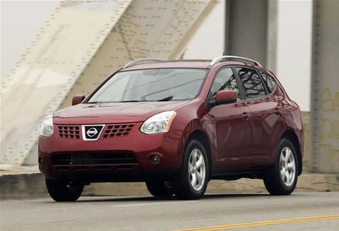 2009 Nissan Rogue S35 Series Factory Service Repair Manual INSTANT DOWNLOAD