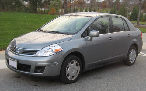 2009 Nissan Versa C11 Series Factory Service Repair Manual INSTANT DOWNLOAD