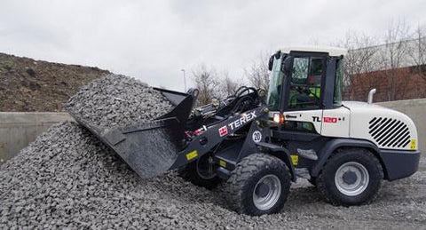 2013 TEREX TL120 Wheel Loader Workshop Service Manual.