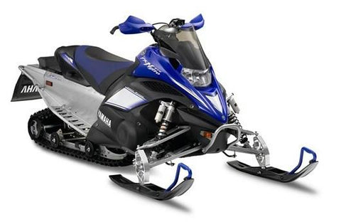 2009 Yamaha FX Nytro FX10Y, FX10RTRY, FX10RTRSY, FX10XTY, FX10MTRY Snowmobile Service Repair Manual Download