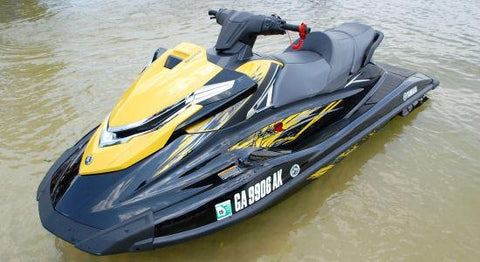 2010-2012 Yamaha VXR VXS Personal Watercraft Repair Manual