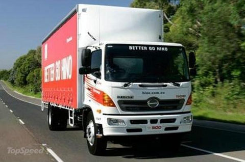 Hino Truck 500 Series Workshop Repair Service Manual