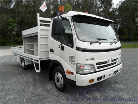 2010 Hino 300 Series 616 Hybrid Workshop Service Repair Manual