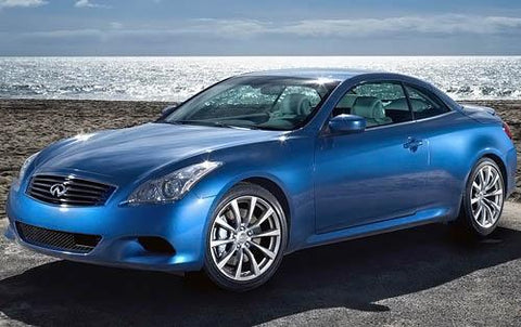 2010 Infiniti G37 Coupe Service Repair Factory Manual INSTANT DOWNLOAD