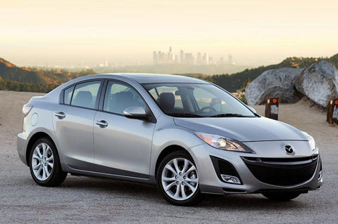 2010 MAZDA 3 & MAZDA SPEED 3 SERVICE REPAIR MANUAL DOWNLOAD