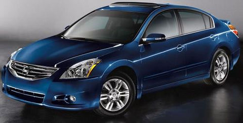 2010 Nissan Altima Hybrid Service Repair Manual INSTANT DOWNLOAD
