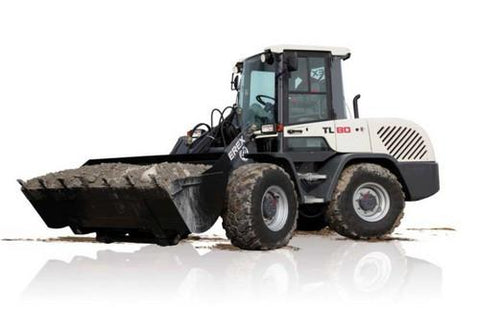 2010 Terex Wheel Loader TL65 Operating Manual Download