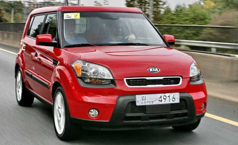 2010 Kia Soul 1.6L Workshop Service Repair Manual