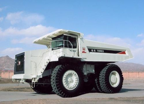 2011 Terex Tr100 Tier2 Maintenance Manual Download