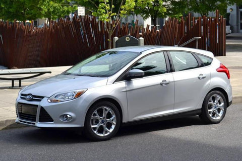2012 Ford Focus SEL Workshop Service Repair Manual