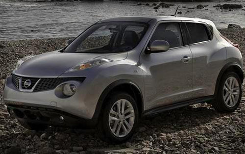 2012 NISSAN JUKE SERVICE REPAIR MANUAL