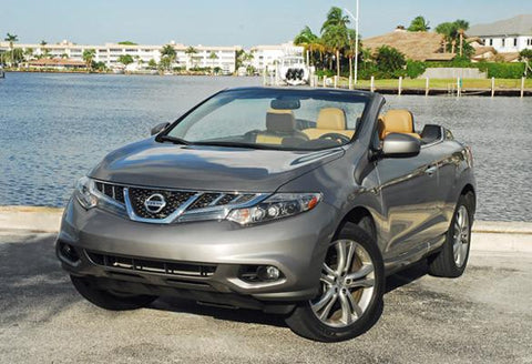 2012 Nissan Murano Cross Cabriolet Z51 Series Factory Service Repair Manual INSTANT DOWNLOAD