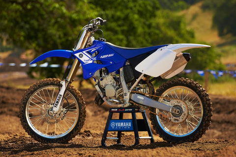 2012 Yamaha YZ125 Owner's / Motorcycle Service Manual