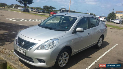2013 Nissan Almera N17 Workshop Service Repair Manual