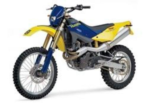 1995 Husqvarna Te-tc-350-410-610 Motorcycle Service Repair Manual
