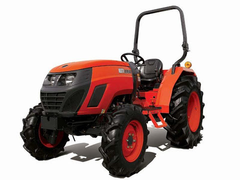 2014 Kioti CK35 HST Tractor Workshop Service Repair Manual