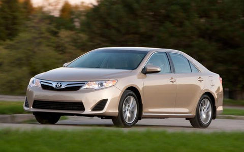 2013 Toyota Camry  Workshop Service Repair Manual
